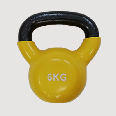 The Difference Between Vinyl and Cast-Iron Kettlebells